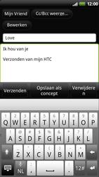 HTC Z715e Sensation XE - E-mail - hoe te versturen - Stap 8