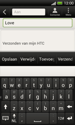 HTC C525u One SV - E-mail - hoe te versturen - Stap 10
