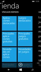 Microsoft Lumia 640 - Aplicaciones - Descargar aplicaciones - Paso 5
