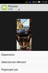 Alcatel Pixi 3 Dual Sim - Photos, vidéos, musique - Envoyer une photo via Bluetooth - Étape 6