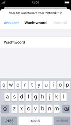 Apple iphone-se-met-ios-13-model-a1723 - WiFi - Handmatig instellen - Stap 6