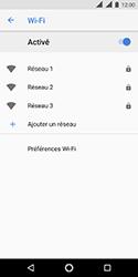 Nokia 3.1 - Internet et connexion - Accéder au réseau Wi-Fi - Étape 7