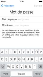 Apple iPhone 5s - Premiers pas - Créer un compte - Étape 16