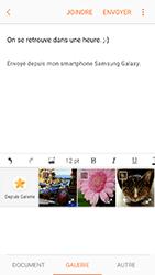 Samsung Galaxy A3 (2017) - E-mail - envoyer un e-mail - Étape 11