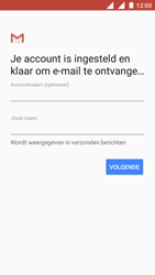Nokia 3 - E-mail - e-mail instellen (outlook) - Stap 11