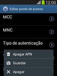 Samsung Galaxy Pocket Neo - MMS - Configurar MMS -  16