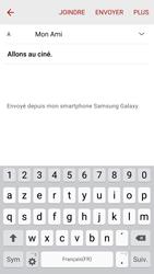 Samsung G925F Galaxy S6 Edge - E-mail - envoyer un e-mail - Étape 8
