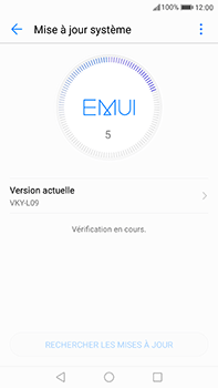 Huawei P10 Plus - Appareil - Mise à jour logicielle - Étape 5