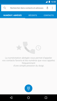 Motorola Nexus 6 - Messagerie vocale - Configuration manuelle - Étape 4