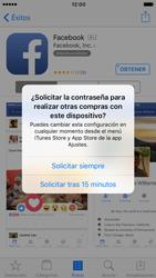 Apple iPhone 6 iOS 10 - Aplicaciones - Tienda de aplicaciones - Paso 27