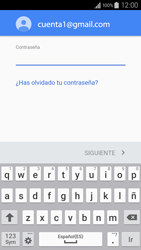 Samsung Galaxy A3 - E-mail - Configurar Gmail - Paso 11