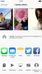 Apple iPhone 6s - Photos, vidéos, musique - Prendre une photo - Étape 9