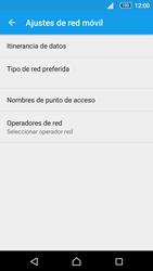 Sony Xperia Z5 - Mensajería - Configurar el equipo para mensajes multimedia - Paso 6