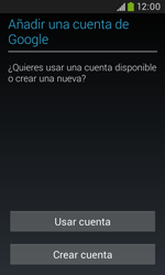 Samsung S7580 Galaxy Trend Plus - E-mail - Configurar Gmail - Paso 9