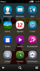 Nokia 808 PureView - SMS - handmatig instellen - Stap 3
