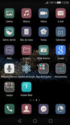 Huawei P8 - Bluetooth - Transferir archivos a través de Bluetooth - Paso 3