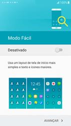 Samsung Galaxy S7 Edge - Primeiros passos - Como ativar seu aparelho - Etapa 23
