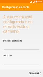 """Alcatel Pixi 4 (5"""") - Email - Configurar a conta de Email -  24"""