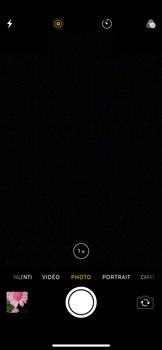 Apple iPhone X - Photos, vidéos, musique - Prendre une photo - Étape 8