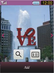 Samsung S7070 Diva - E-mail - Sending emails - Step 13