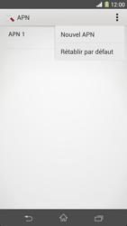 Sony C6903 Xperia Z1 - Internet - configuration manuelle - Étape 11