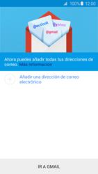 Samsung Galaxy S6 - E-mail - Configurar Gmail - Paso 7