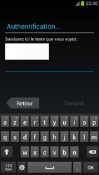 Samsung I9300 Galaxy S III - Applications - Créer un compte - Étape 11