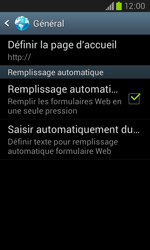 Samsung I8260 Galaxy Core - Internet - Configuration manuelle - Étape 23