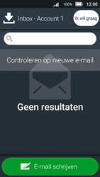 Doro 8031 - E-mail - Account instellen (POP3 met SMTP-verificatie) - Stap 21