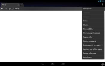 Acer Iconia Tab A3 - Internet - Handmatig instellen - Stap 22