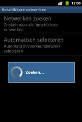 Samsung S5690 Galaxy Xcover - Bellen - in het buitenland - Stap 7