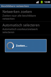 Samsung S5690 Galaxy Xcover - Buitenland - Bellen, sms en internet - Stap 7