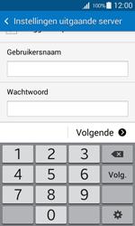 Samsung G357 Galaxy Ace 4 - E-mail - handmatig instellen - Stap 15