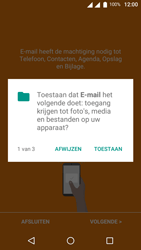 Wiko U-Feel Lite - E-mail - Handmatig instellen - Stap 5