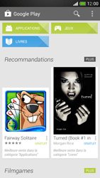 HTC One Mini - Applications - Télécharger des applications - Étape 23