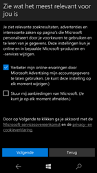 Microsoft Lumia 950 - Applicaties - Account instellen - Stap 16