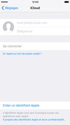 Apple iPhone 6s iOS 10 - Device maintenance - Back up - Étape 6