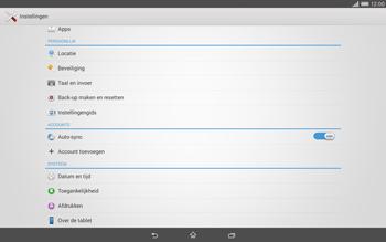 Sony Xperia Tablet Z2 4G (SGP521) - Software updaten - Update installeren - Stap 4