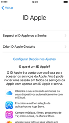 Apple iPhone iOS 10 - Primeiros passos - Como ativar seu aparelho - Etapa 18