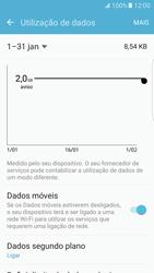Samsung Galaxy S7 Edge - Internet no telemóvel - Configurar ligação à internet -  5