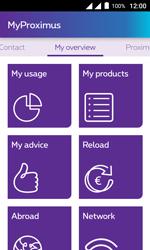 Alcatel Pixi 4 (4) - Applications - MyProximus - Step 14