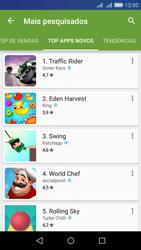 Huawei Y6 - Aplicativos - Como baixar aplicativos - Etapa 10