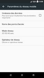 HTC Desire 650 - Internet et connexion - Activer la 4G - Étape 7