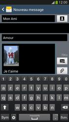 Samsung I9505 Galaxy S IV LTE - MMS - envoi d'images - Étape 19