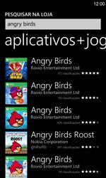Nokia Lumia 920 - Aplicativos - Como baixar aplicativos - Etapa 15