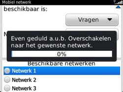 BlackBerry 9320 Curve - Netwerk - Gebruik in het buitenland - Stap 9