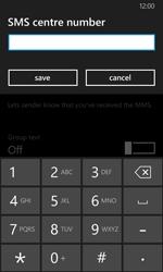 Nokia Lumia 630 - SMS - Manual configuration - Step 7