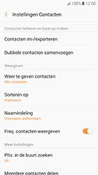 Samsung Galaxy A5 (2017) (SM-A520F) - Contacten en data - Contacten kopiëren van toestel naar SIM - Stap 6