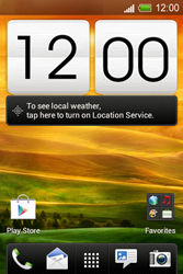 HTC A320e Desire C - Voicemail - Manual configuration - Step 1