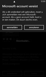 HTC Windows Phone 8S - Applicaties - Applicaties downloaden - Stap 9